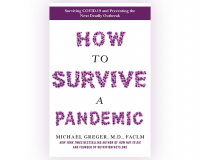 HOW TO SURVIVE A PANDEMIC by Dr Michael Greger gets 7.5/10