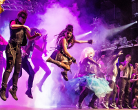 WE WILL ROCK YOU Stomping into Crown Theatre