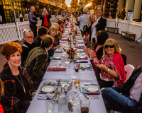 FREO LONG TABLE DINNER How to help the homeless in 2020