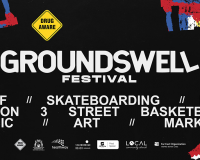 DRUG AWARE GROUNDSWELL FESTIVAL Making waves