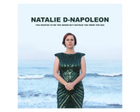 NATALIE D-NAPOLEON You Wanted to Be the Shore but Instead You Were the Sea gets 7.5/10