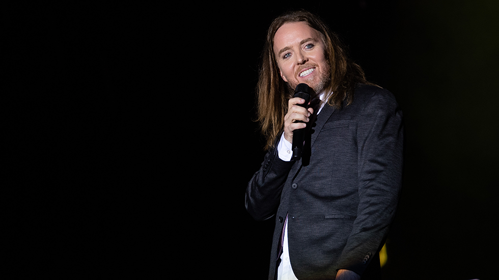 TIM MINCHIN W/ WASO @ Kings Park & Botanic Garden gets 8.5/10