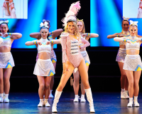 LEGALLY BLONDE THE MUSICAL @ Crown Theatre gets 9/10