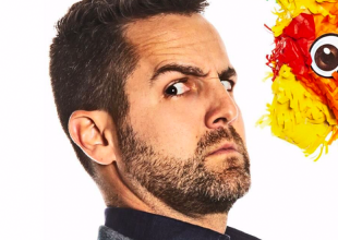 WIN! IVAN ARISTEGUIETA'S PIÑATA Comedy tickets