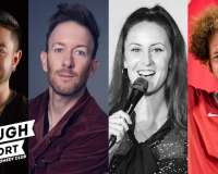 WIN! THE LAUGH RESORT Comedy tickets