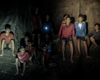 WIN! THE CAVE Movie tickets
