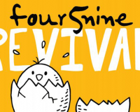 WIN! FOUR5NINE REVIVAL Double pass and drink voucher