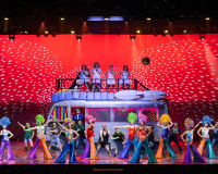 PRISCILLA QUEEN OF THE DESERT Aussie classic gets royal makeover