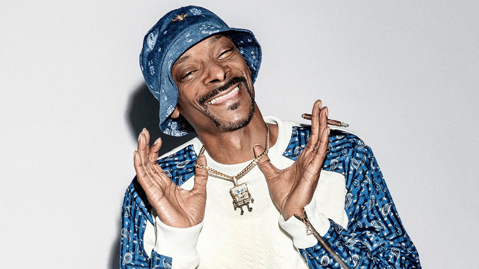 SNOOP DOGG Rolls up for WA