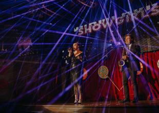 CHAMPAGNE SHOWGIRLS' CABARET CHEEK @ Air Nightclub gets 8/10