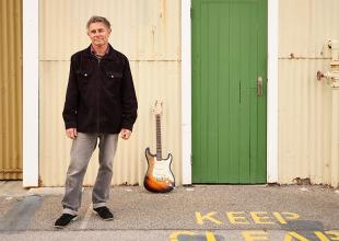 DAVE BREWER Roads and rhythm